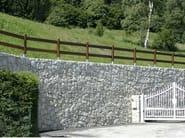 Calcareous stone wall tiles VERDELLO - B&B