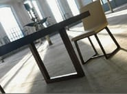 Extending dining table KARTESIO - LINFA DESIGN