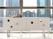 Sideboard with doors CUBOX - LINFA DESIGN