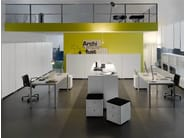 Metal office storage unit PRIMO CABINETS | Metal office storage unit - Dieffebi