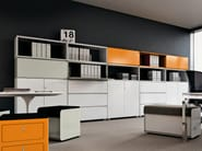 Modular metal office drawer unit PRIMO MODULAR ELEMENTS - Dieffebi