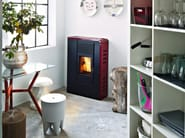 Pellet stove FLAT - MCZ GROUP
