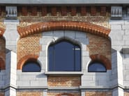 Thermal break window FORSTER UNICO FERROFINESTRA - FORSTER