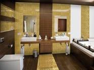 Glass wall/floor tiles JEWEL - Brecci by Eidos Glass