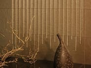 Indoor glass wall tiles PIOGGIA - Brecci by Eidos Glass