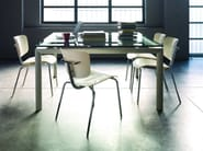 Polycarbonate chair SLIDE S0050 - Segis