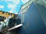 Ventilated facade Sottostrutture per facciate ventilate - INPEK