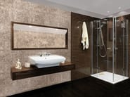 Glass wall tiles NUVOLATI - Brecci by Eidos Glass