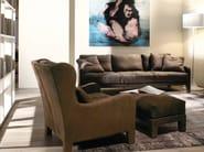 Upholstered sofa FORREST SOFT | Sofa - Meridiani