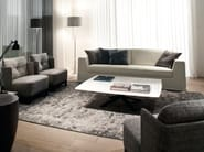 Sofa with removable cover GUINN | Sofa - Meridiani