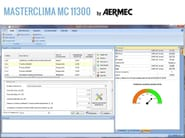 Energy certification MC Impianti 11300 by Aermec - 888 Software Products