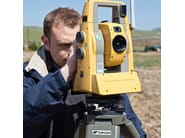 Instrument for topographic and geodetic survey TOPCON PS - Topcon Positioning Italy
