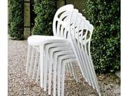 Plastic chair / garden chair FOR YOU - DOMITALIA