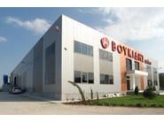 Insulated metal panel for facade TERMOPARETI® TPM/C-ST - ELCOM SYSTEM