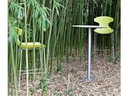 Plastic counter stool ECHO-SG - DOMITALIA