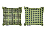 Square fabric cushion