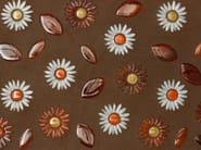 Glass mosaic FLEUR HIVER - VETROVIVO
