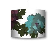 Design drum shaped nonwoven lampshade