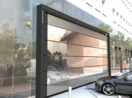 Rapid vertical roll-up door