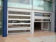Sectional door Sectional door - Kopron