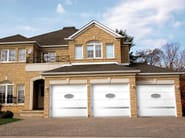 Sectional garage door LIVING - Kopron