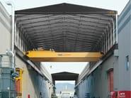 Canopies Steel canopy - Kopron