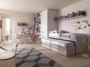Bedroom set for girls Z233 | Bedroom set - Zalf