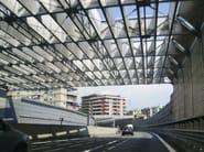 Guard-rail and protective mesh AKUTUBE - Sitav Costruzioni Generali
