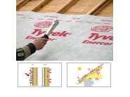 Prefabricated polymer membrane Tyvek® Enercor e Airguard® Reflective - DuPont de Nemours Italiana - DuPont ProtectionSolutions