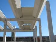 Insulated metal panel for roof TECHTUM - Sitav Costruzioni Generali
