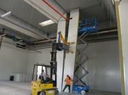 Insulated metal panel for roof ISOSYSTEM WFJ - Sitav Costruzioni Generali