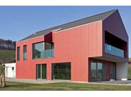 Dry-laid cement and fibre cement sheet CLINAR - SWISSPEARL Italia