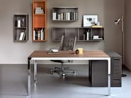 Rectangular workstation desk MORE | Workstation desk - ESTEL GROUP
