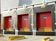Loading dock system DOCK HOUSE - CAMPISA