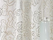 Printed linen fabric CABOCHON - Élitis