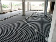 Disposable formwork for ventilated foundations MINIMODULO - GEOPLAST