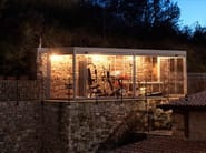 Glass and iron conservatory FORMENTERA | Conservatory - CAGIS