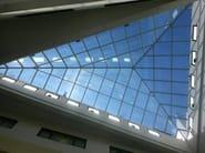 Pellicola per policarbonato a controllo solare da esterno