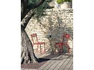 Stackable garden chair FLOWER | Garden chair - Ethimo