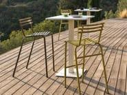 High garden stool