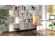 Cantilever polypropylene chair STUHL - Tojo Möbel