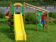 Pine Slide / Climbing frame