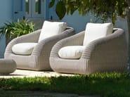 Ethimo EtWick® garden armchair