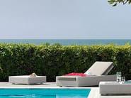 Low Ethimo EtWick® garden side table