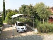 Iron Carport PERGOLA FOR CARS - CAGIS