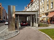 Automatic parking systems MULTIPARKER - IDEALPARK