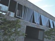 Polycarbonate vertical windows