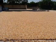 Marble grit outdoor floor tiles CARPET FLOOR 2K - Stone International