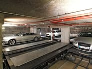 Automatic parking systems LEVELPARKER - IDEALPARK