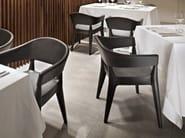 Polyethylene chair JO - ALMA DESIGN